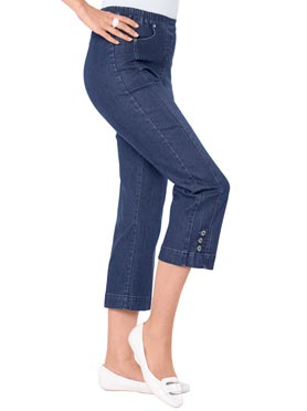 Jeans a 3/4